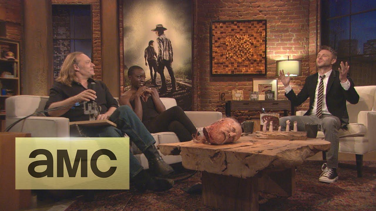 The Walking Dead EP Greg Nicotero Talks All Out War Winner, Future