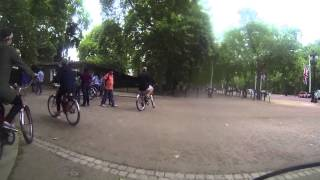 Royal London Bike Tour Review (60 sec)