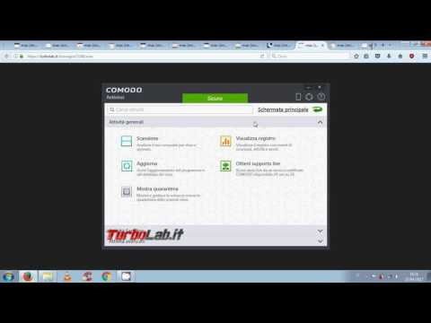 Tutorial Pc ITA #103: Comodo Antivirus Free