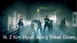 My Top 5 K-POP Songs