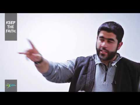 Goosey Goosey Gander | Ustadh Ahmad Saleem | Newcastle University Islamic Society 2015