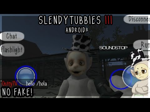 SlendyTubbies 3 : Android Multiplayer!
