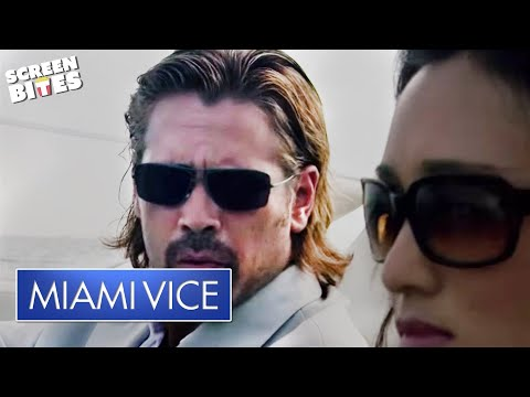 Speedboat Scene | Miami Vice (2006) | SceneScreen