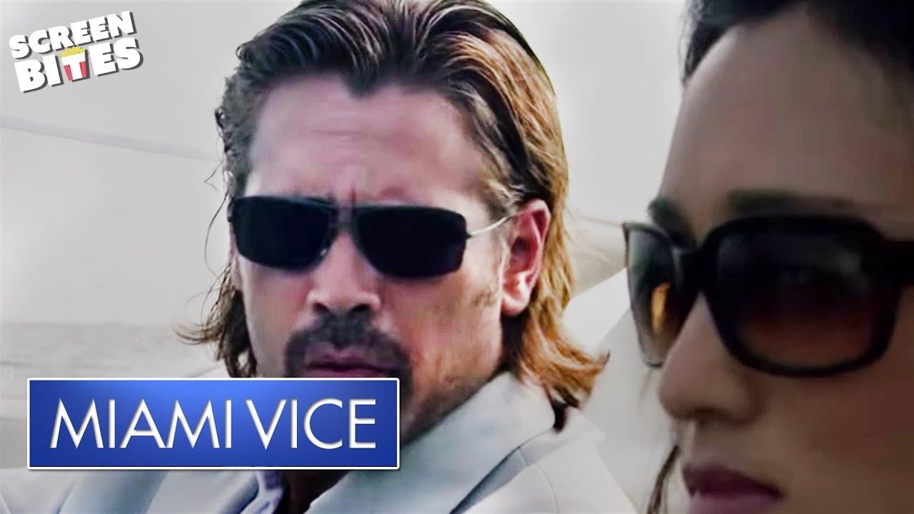 Download Speedboat Scene | Miami Vice (2006) | Screen Bites