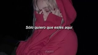 girl in red - will she come back (Sub. Español)