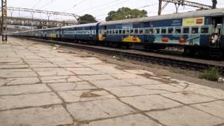 IRFCA: Tapovan Express crawls through Diva Jn