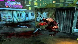 Prototype 2 Gameplay on a Nvidia GeForce 9400 GT