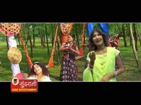 Jhula Jhulan - Maiya Paon Paijaniya Part-03 - Shehnaz Akhtar - Hindi(Bundelkhandi) Mata Jas