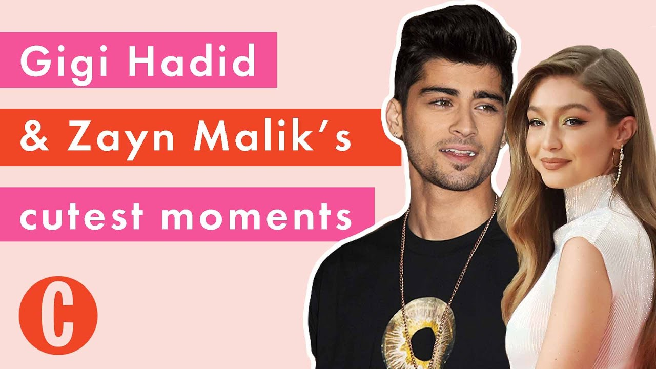 Gigi Hadid and Zayn Malik's cutest moments, from how they met to baby news | Cosmopolitan UK thumbnail