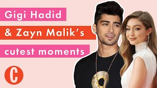 Gigi Hadid and Zayn Malik's cutest moments, from how they met to baby news | Cosmopolitan UK