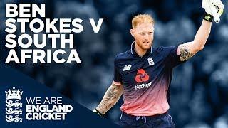 Ben Stokes Hits Super Century v South Africa!   England v South Africa 2017   England Cricket 2020