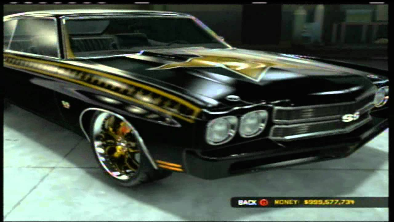 My Muscle Cars Part 1 [MCLA]
