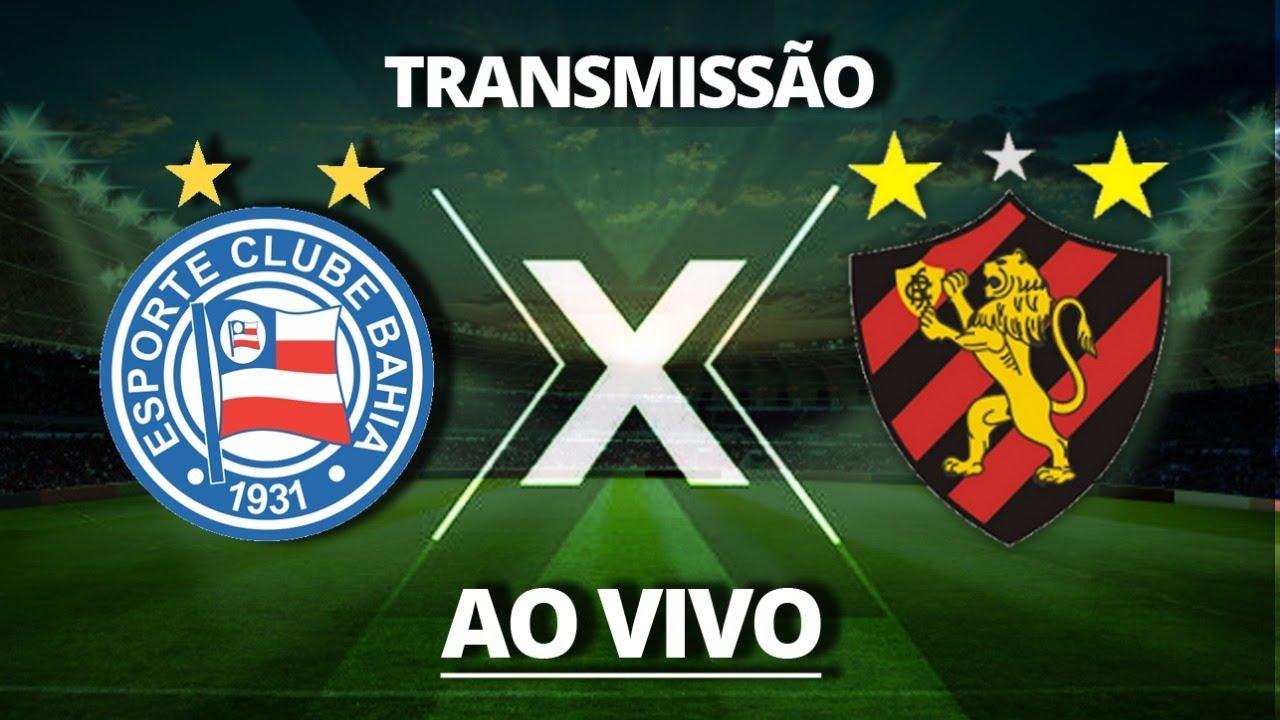 Copa do Nordeste: Bahia X Sport ao vivo