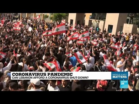 Coronavirus Pandemic: Can Lebanon Afford A Shutdown?