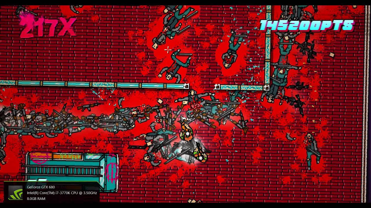 how to get the level editor in hotline miami 2