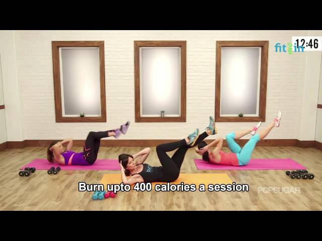 FitMeIn   Pilates - YouTube