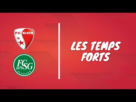 Sion St. Gallen Goals And Highlights