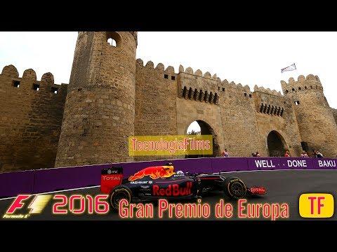 F1 2016 Online T2 | SORDOS | Gran Premio de Europa - 21/05/2017