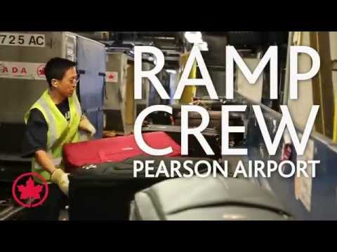 Typical Day In The Life Of A Station Attendant At Air Canada