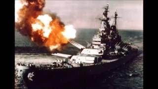 戦艦ミズーリ(アイオワ級) 北朝鮮への艦砲射撃 朝鮮戦争