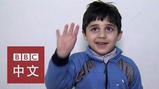 5岁孩子穆斯塔法眼中的叙利亚战争