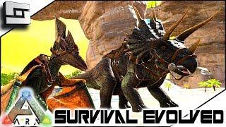 OUR FIRST TAMES! ARK: Survival Evolved - E2 ( Modded Ark Tranformation Mod)