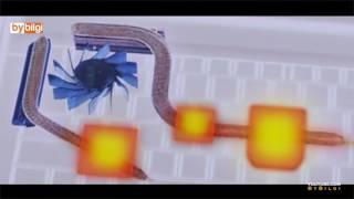 Dizüstü Bilgisayarların soğutma sistemi nasıl çalışır (Discovery Türkçe Belgesel)