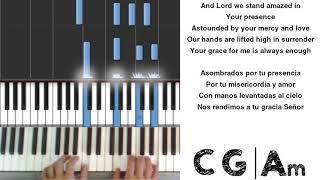 No One Higher Seth Condrey Chords Lyrics ORIGINAL karaoke