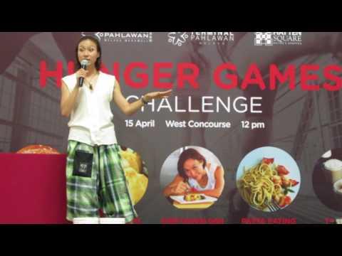 Davina Da Vegan in Malacca