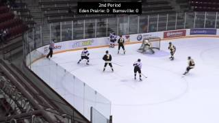 schwan cup hockey boys eden prairie vs burnsville