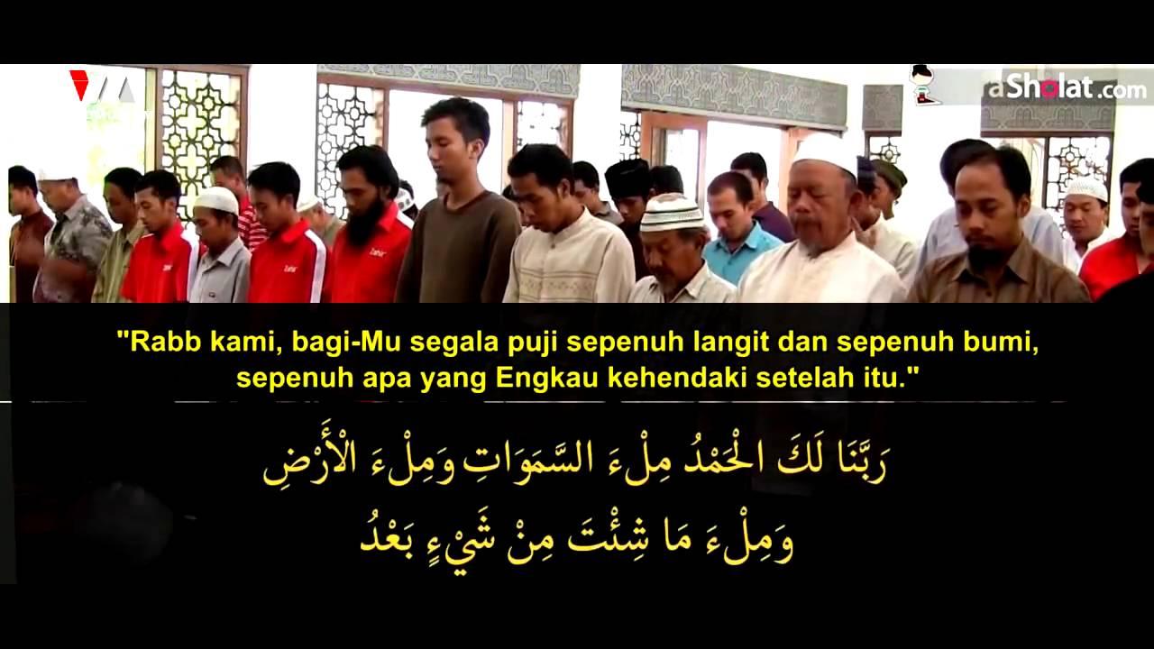 Tata Cara Sholat Dan Variasi Bacaan Sesuai Hadist Shahih ...