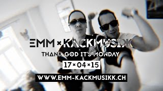 Emm x Kackmusikk - Armageddon ft. Greis & Steezo