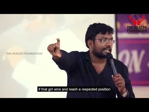 No 1  video for people who have love failure!-sakthi speaks