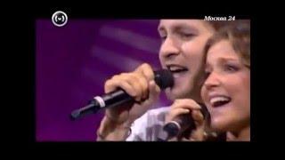 Антонина Березка и Андрей Бирина на телеканале Москва 24  Живой звук