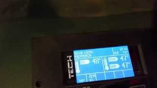 Piec SAS SLIM 14KW TRYB LETNI(W filmie zawarłem informacje ogólne, dotyczące trybu letniego z PiD., 2015-09-24T15:40:33.000Z)