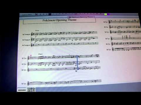 Trumpet Trio - Pokémon Opening Theme