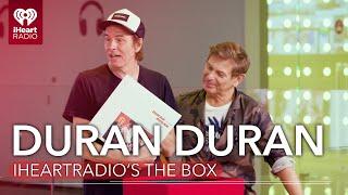Duran Duran Talks New Album 'Future Past' + More In iHeartRadio's The Box!