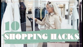 10 SHOPPING HACKS // How To Shop The Summer Sales // Fashion Mumblr AD