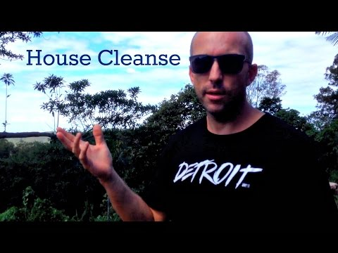 Clearing out energies before selling a house in Australia!