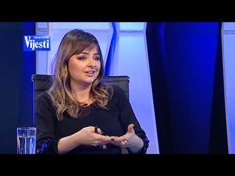 Načisto sa Petrom Komnenićem, gošća Daliborka Uljarević - TV Vijesti 14.02.2019.