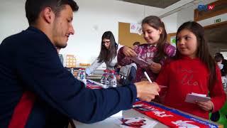 Gil Visita Centro Social Abel Varzim