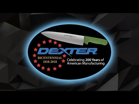 Dexter-Russell S5198GE (19290) Chinese Chef's Knife / Cleaver video_1