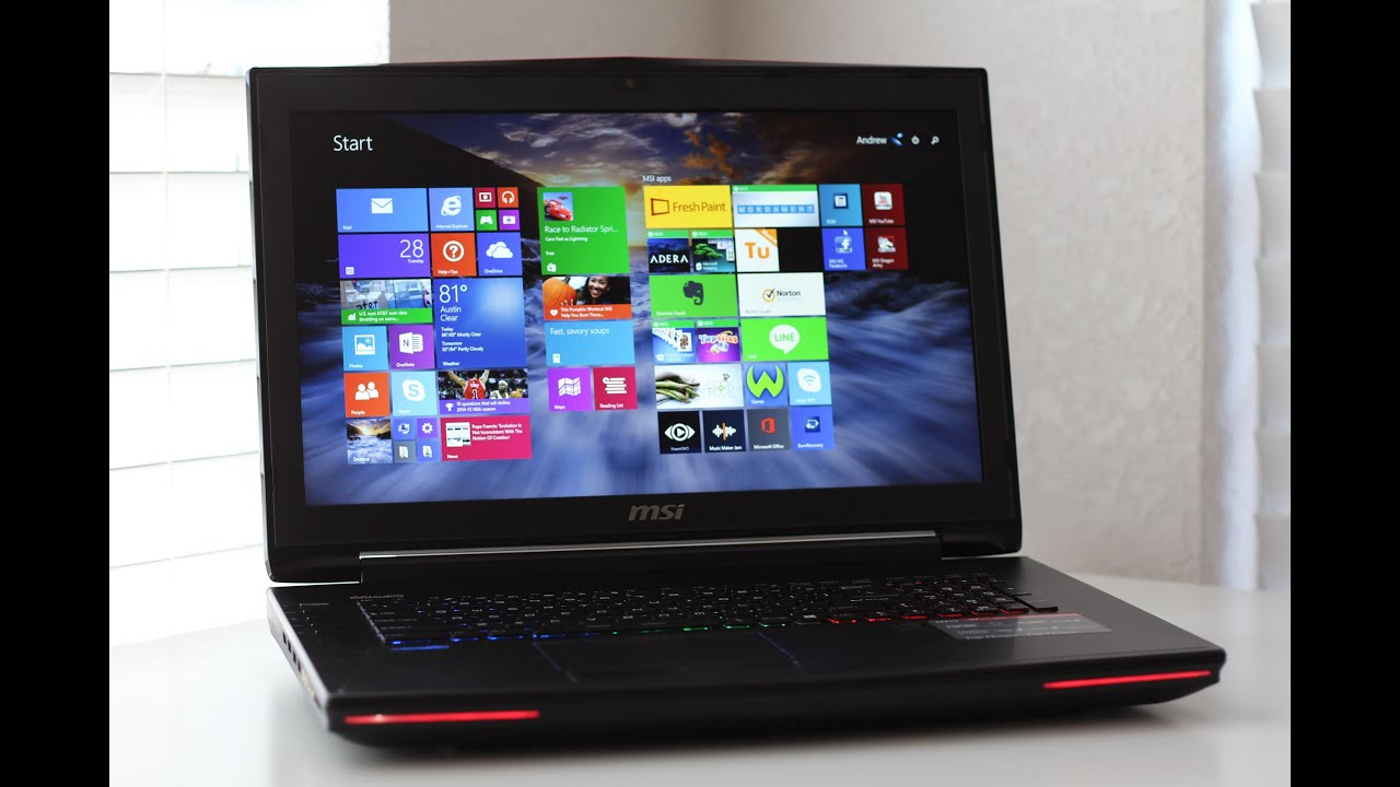 DOWNLOAD DRIVER: MSI GT72 DOMINATOR PRO