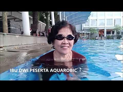 Cara MEMAKAI dan MENGENCANGKAN Sabuk Terapi Syaraf Kejepit AA Water Jogging Belt.