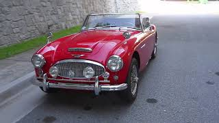 1963 Austin Healey 3000 BJ7 MkII for sale