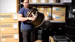 Volk Racing TE37V Review & Wheel Weight