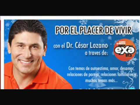 Para Iniciar tu dia con el Pie Derecho-Dr. Cesar Lozano