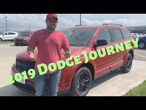 2019 Dodge Journey Review