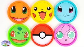 Learn Colors with Pokemon Pikachu Finding Dory MLP Toys Surprise Egg and Toy Collector SETC