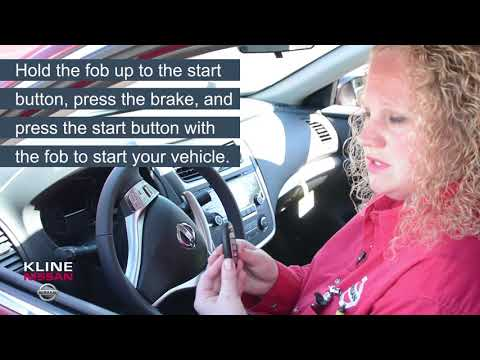 How To Fix Your Nissan Key Fob